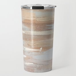 Rose Gold Travel Mug