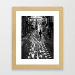 Chance Framed Art Print