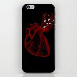 Beat (Black) iPhone Skin