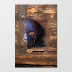 the mask /   Canvas Print