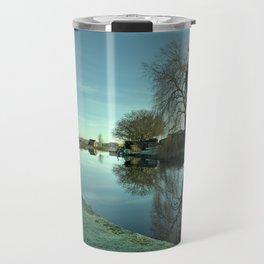 Moorings Reflections Travel Mug