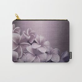 Plumerias Ombre II Carry-All Pouch