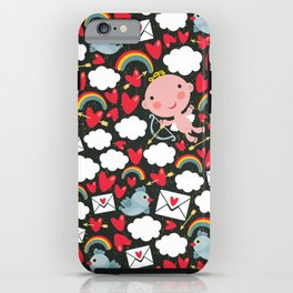 Cupid. iPhone Case