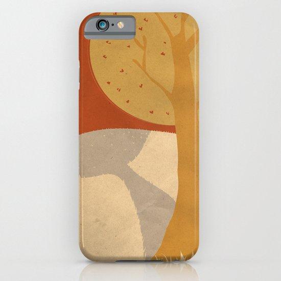 Trees 2 iPhone & iPod Case