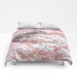 Spring Moon Comforters