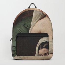 Francesco Hayez - Odaliske Backpack