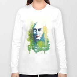 All I need is peace Long Sleeve T-shirt