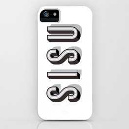 SISU - Finnish Word iPhone Case