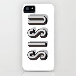 SISU - Finnish Word iPhone Case