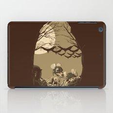 Woodland wars iPad Case