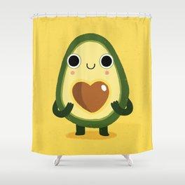 Luvocado Shower Curtain