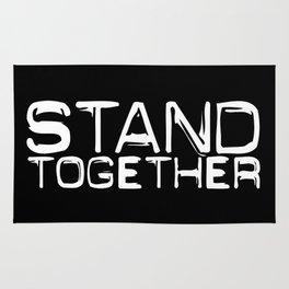 STAND TOGETHER Rug