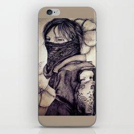 Nine Lives Remember iPhone Skin