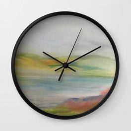 Padstow Estuary Wall Clock