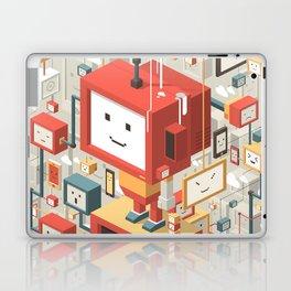 Multi Identity Laptop & iPad Skin