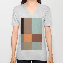 Projection and Perception Unisex V-Neck