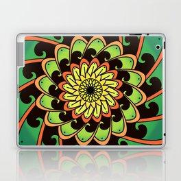 Surfer's daydream mandala Laptop & iPad Skin