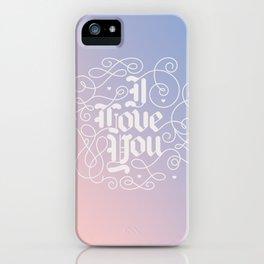3 Little Words iPhone Case