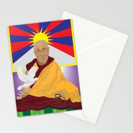 His Holiness Stationery Cards