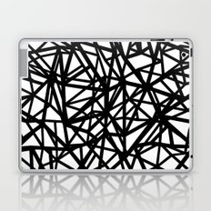Ab  Out T Double Laptop & iPad Skin