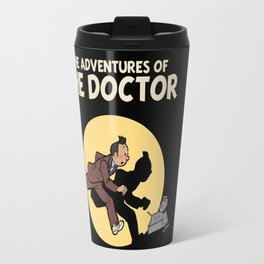 The Adventures Of The Doctor Travel Mug
