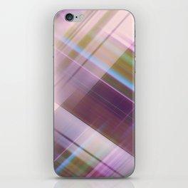 Layer Cake in Purple iPhone Skin