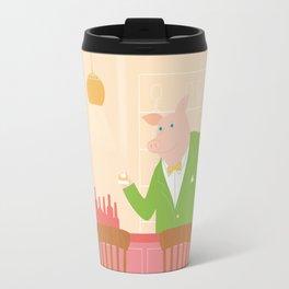 Pig's Bar Travel Mug