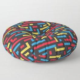 MOVE w/black Floor Pillow