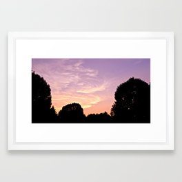 Whispalicious Framed Art Print