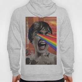 Rainbow Eyes Hoody