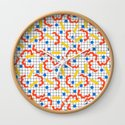 Primal - memphis throwback squiggle circle geometric grid lines dots trendy hipster 80s retro cool by wacka