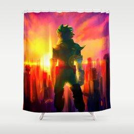 MIDORIYA IZUKU / DEKU - MY HERO ACADEMIA Shower Curtain
