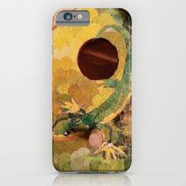 """ Lizard "" iPhone Case"