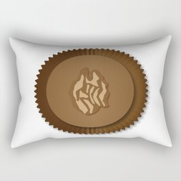Chocolate Box Wallnut Rectangular Pillow