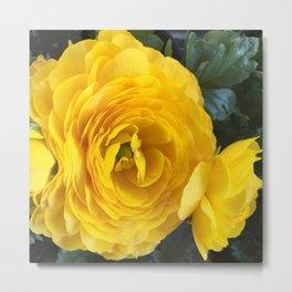 503 -Happy Mother's Day Flower Design Metal Print