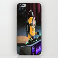 minion iPhone & iPod Skins featuring Minion by Duitk
