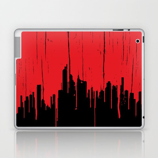 Paint it Red Laptop & iPad Skin