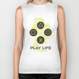 play life Biker Tank