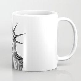 Funny Statue of Liberty Coffee Mug