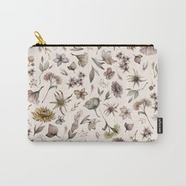 Botanical Study Carry-All Pouch