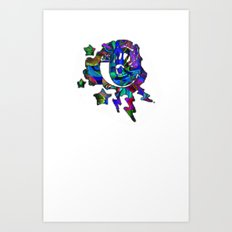 C ALFABET Art Print