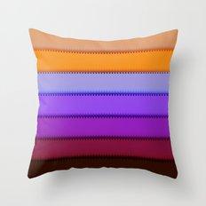 Tagged Autumn no21 Throw Pillow