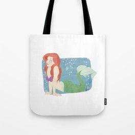 The Little Mermaid | Ariel Tote Bag