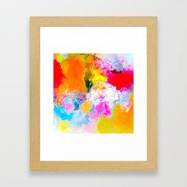 Splat !! Framed Art Print