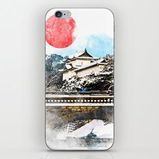 Japan, Tokyo - Imperial Palace iPhone & iPod Skin
