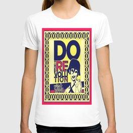 riot girl T-shirt