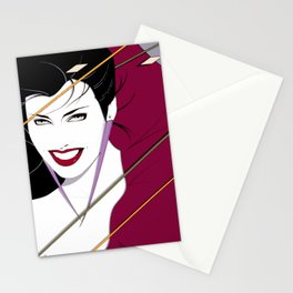 Rio album cover Stationery Cards