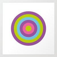 Target XX Art Print