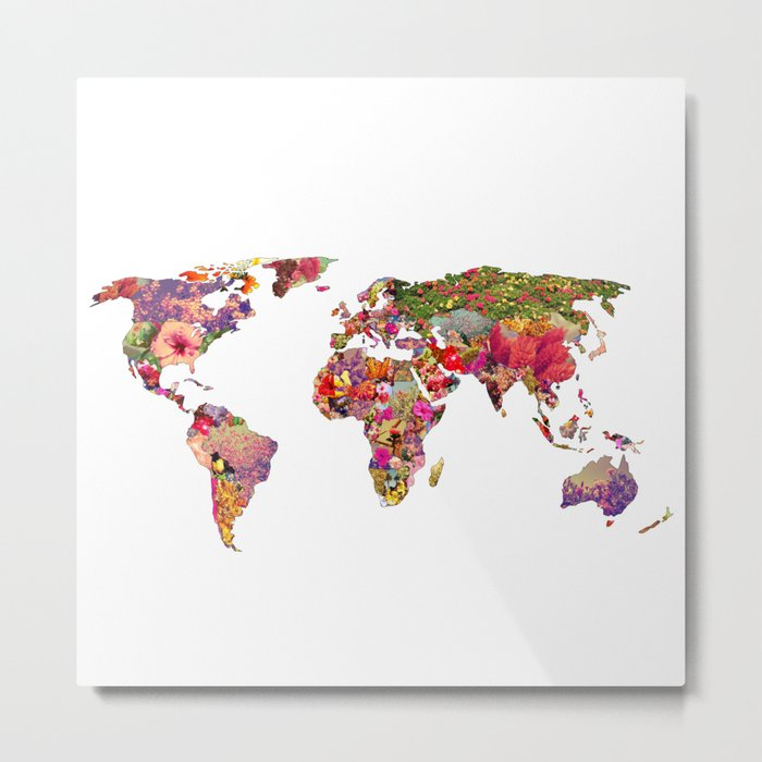 It's Your World Metal Print