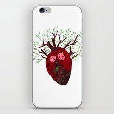 Warm Heart iPhone & iPod Skin